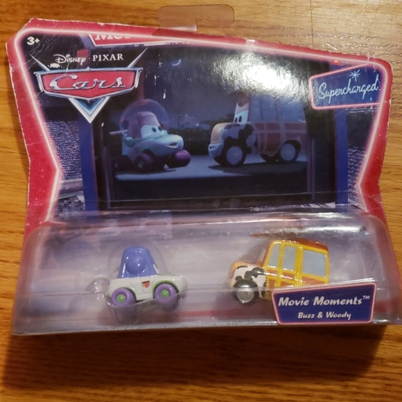 Disney Other Mattel Toy Story Cars Buzz Woody Mini Vehicles